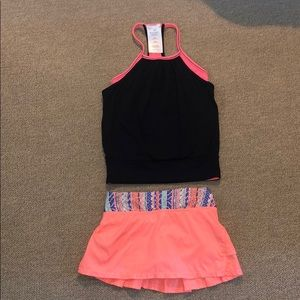 Ivivva Tank Top and Tennis Skirt!!